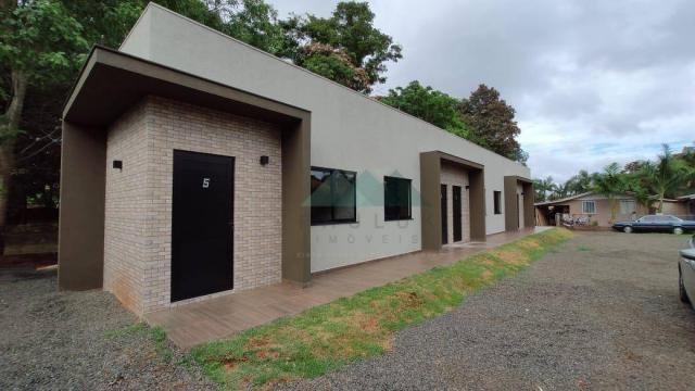 Kitnet com 1 dormitório para alugar, 35 m² por R$ 1.000,00/mês - Parte Norte do Patrimônio