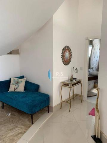 Casa com 4 dormitórios à venda, 440 m² por R$ 1.850.000,00 - Condomínio Reserva dos Vinhed - Foto 4