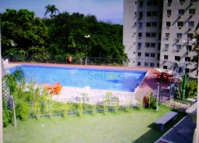 Apartamento para alugar, 52 m² por R$ 1.000,00/mês - Barreto - Niterói/RJ - Foto 4