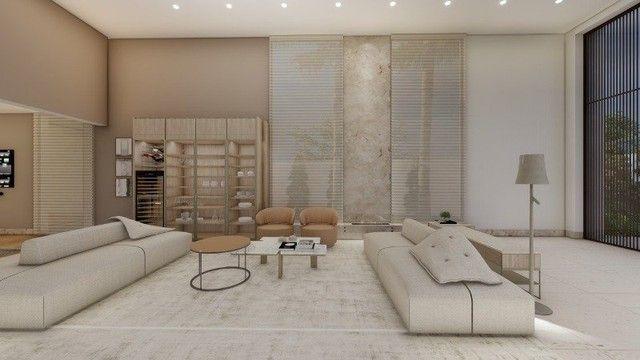 Casa de condomínio Linear 338M² Lote 1.000M² 4 suítes e tudo Mais. Alphaville Lagoa Ingles - Foto 13
