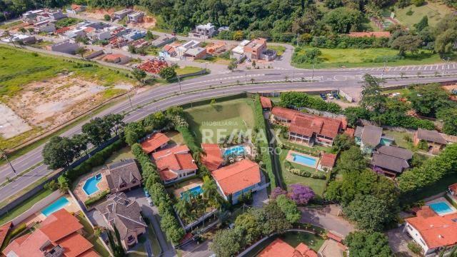 A Casa Azul! Térrea com 3 dormitórios e terreno de 1310m2 à venda no Condomínio Marambaia- - Foto 9