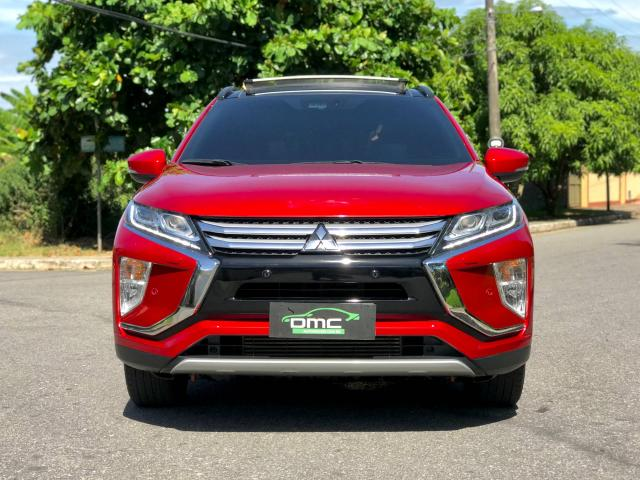 ECLIPSE CROSS 2018/2019 1.5 MIVEC TURBO GASOLINA HPE-S AWD CVT