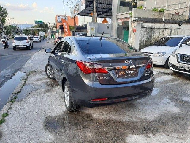 Hyundai HB20S 1.6 Automático C/GNV - 2014 - Foto 7