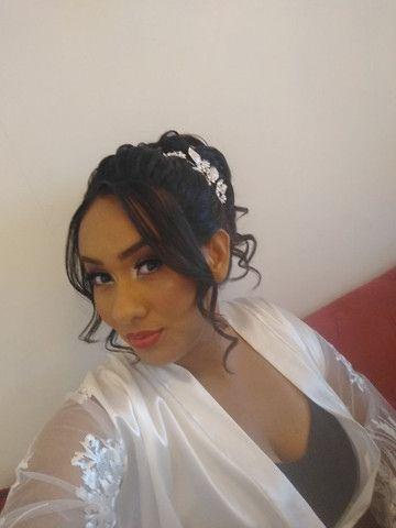 Vestido de Noiva Completo - Foto 5