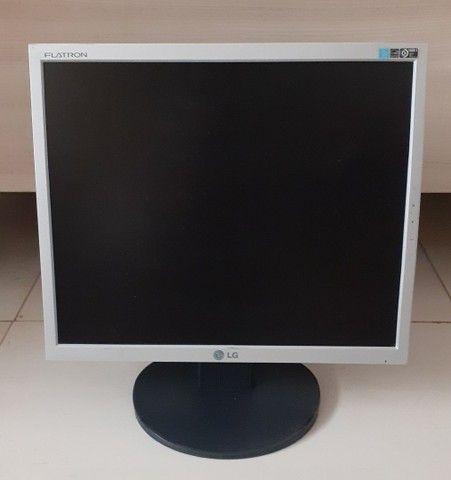 Monitor Lg 17 polegadas  - Foto 3
