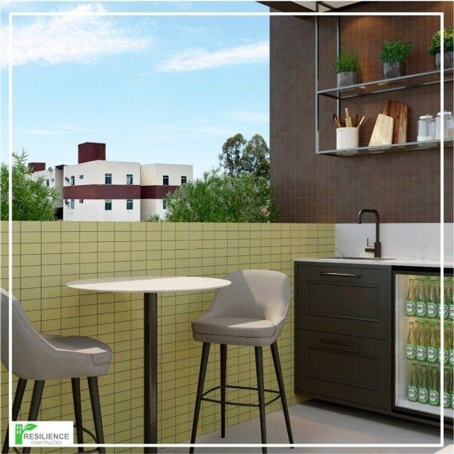 Apartamento no Cristo (Arquitetura Moderna) - Foto 4