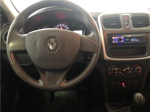 Renault Logan 2019 1.0 12v sce flex authentique manual - Foto 11