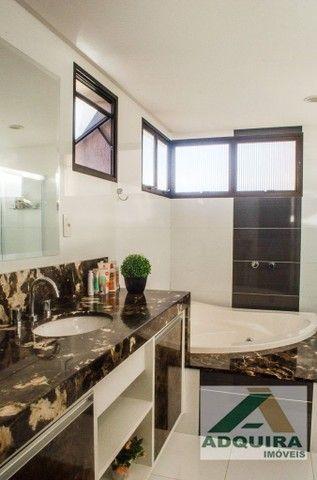 Apartamento com 3 quartos no Edifício Vitória Regia - Bairro Centro em Ponta Grossa - Foto 13