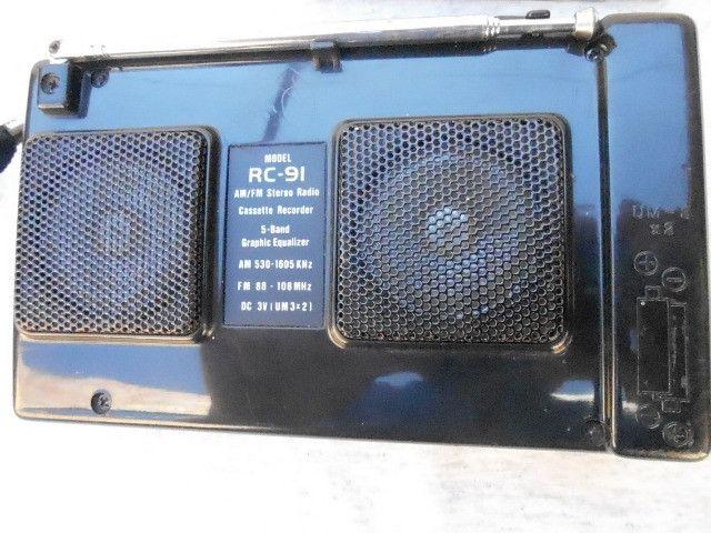 Walkman antigo eurosonic - Foto 5