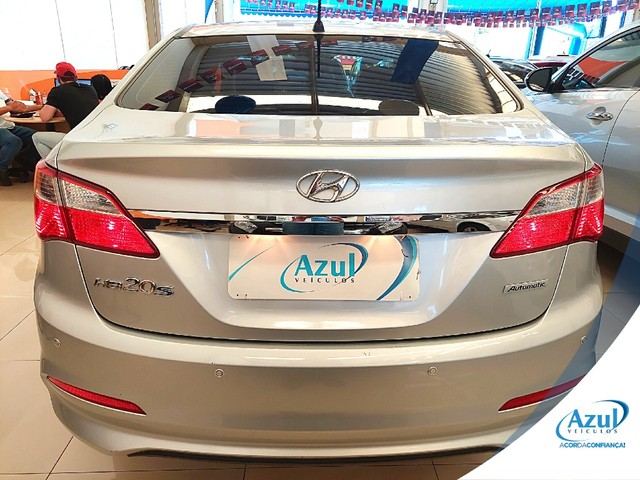 Hyundai Hb20s 1.6 COMFORT PLUS 16V FLEX 4P AUTOMATICO - Foto 7