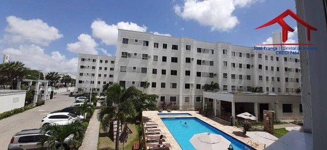 Apartamento com 2 dormitórios à venda, 48 m² por R$ 189.000,00 - Maraponga - Fortaleza/CE - Foto 2