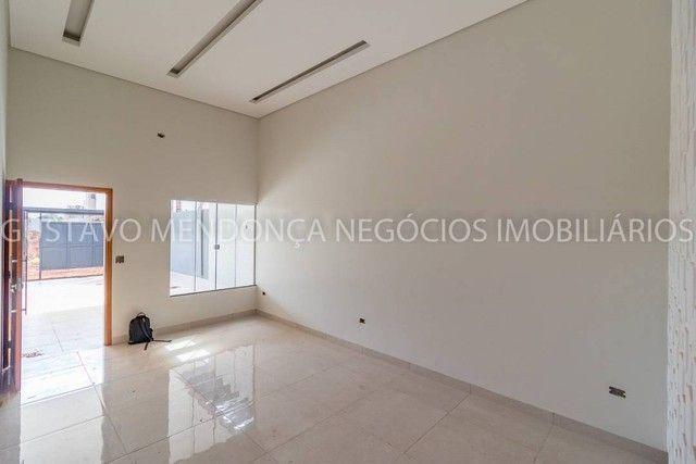 Belíssima casa térrea nova no bairro Rita Vieira 1-  Com duas suites - Foto 11