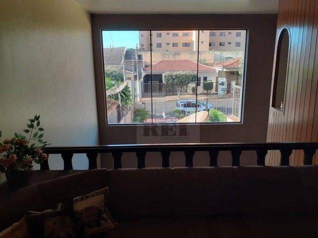 Sobrado com 4 dormitórios à venda, 335 m² por R$ 1.900.000,00 - Vila Carolina - Rio Verde/ - Foto 9