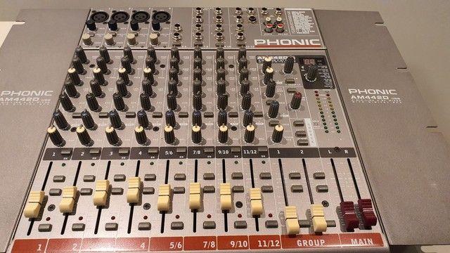 Mesa de som phonic - Foto 5