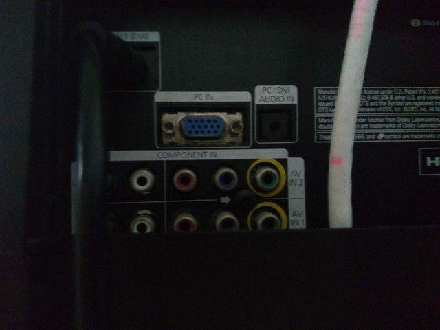 Tv Samsung 32' placa queimada !! - Foto 3