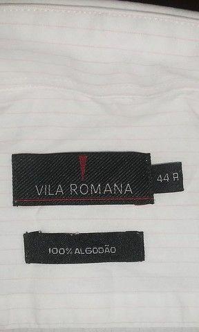 camisa Vila Romana - Foto 2