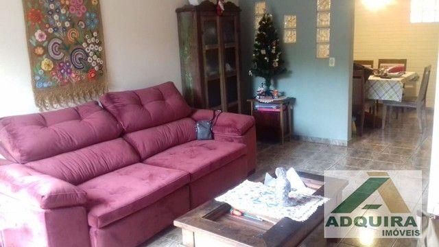 Casa sobrado com 4 quartos - Bairro Orfãs em Ponta Grossa - Foto 2