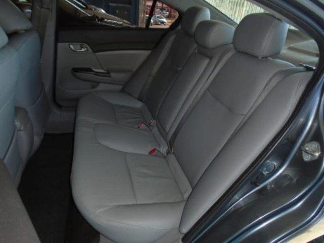 Honda CIVIC LXS 1.8 16V FLEX AUTOMATICO - Foto 6