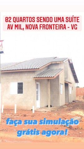Vende-se casa Pronta no bairro Nova Fronteira em Várzea Grande MT