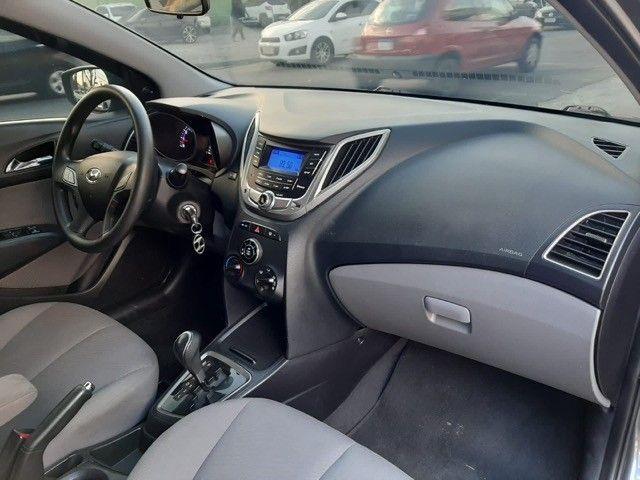 Hyundai HB20S 1.6 Automático C/GNV - 2014 - Foto 15