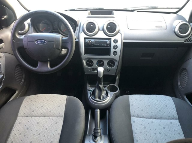 Ford Fiesta Class 1.6 Completo 2012 ABS+Air Bag - Foto 6