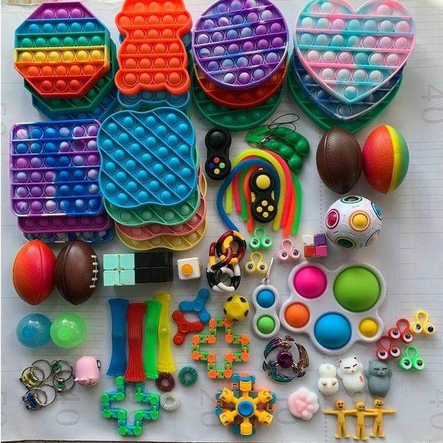 Pop it fidget toys - Foto 2