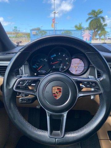 Porsche Macan 2018 com teto solar  - Foto 9