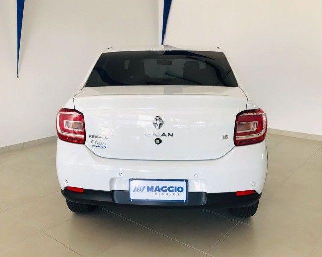 Renault / Logan 1.6 Intense Automático - 2020 - Foto 4