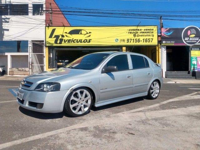 GM ASTRA 2006 ELEGANCE FLEX RODAS 17!!!