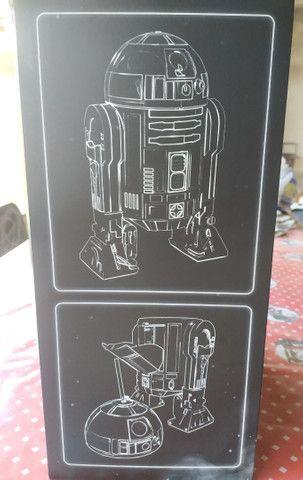 Balde R2D2 Star Wars Cinemark com Certificado de Autenticidade - Foto 6