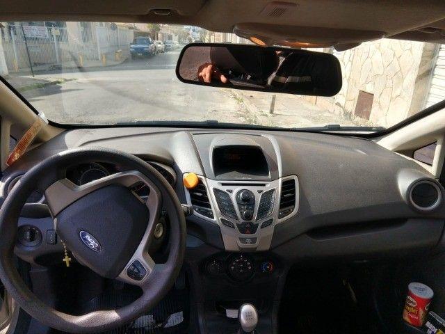 New Fiesta Sedan SE/Mexicano 2013       1.6