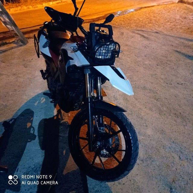 Vendo moto Bmw G 650gs - Foto 4
