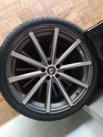 Vendo rodas aro 20 Vulcano - Foto 2