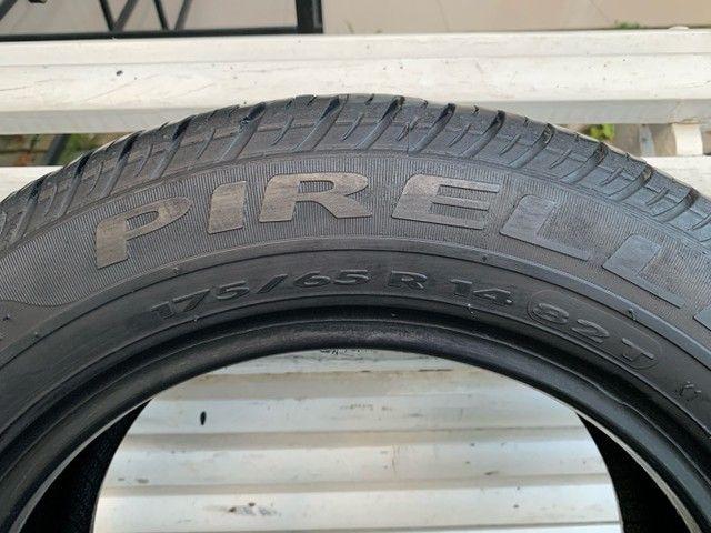 Par 175/65/14 Pirelli Cinturato P4 - Loja 02 - ( 175 65 14 )  - Foto 4