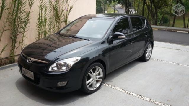 I30 Hyundai 2010 Preto Hyundai I30 2.0 2010 16v
