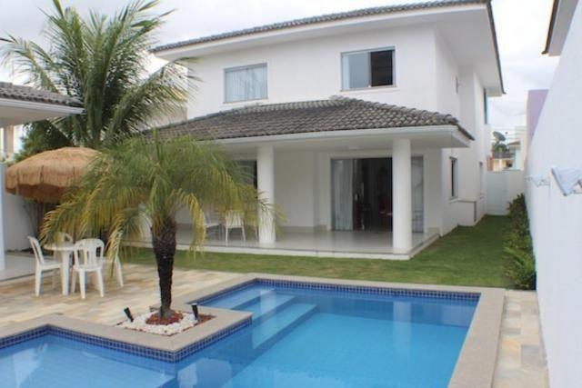 Casa 4 su tes piscina alto padr o em cond fechado com infra e seguran a venda casas e - Piscinas en alto ...