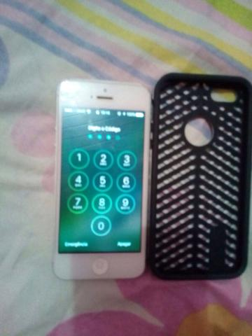 Iphone 5 Silver 16 gigas