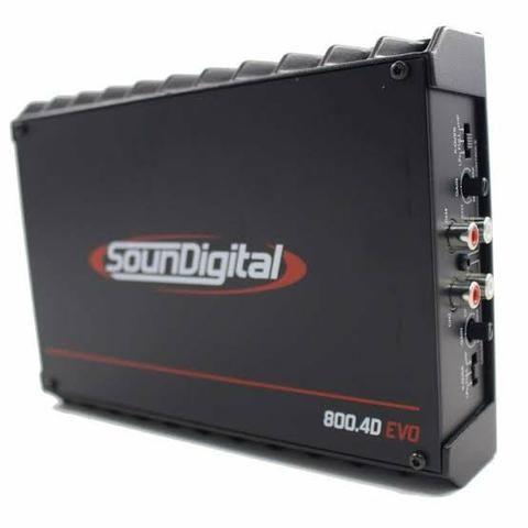 Modulo Soundigital Sd 800 Canais