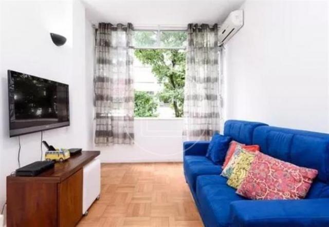 Apartamento à venda com 2 dormitórios em Botafogo, Rio de janeiro cod:806143 - Foto 3