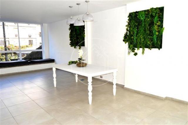 Apartamento à venda com 3 dormitórios em Jardim botânico, Rio de janeiro cod:736108 - Foto 16