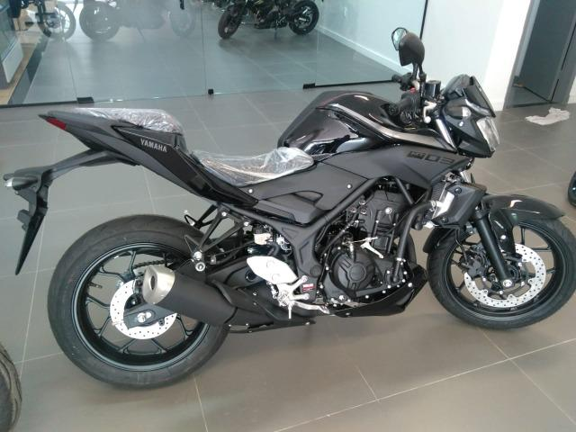 Yamaha Mt-03 2019 - Não Perco Negócio