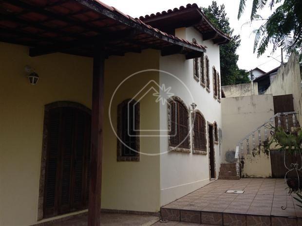 Casa de condomínio à venda com 4 dormitórios em Taquara, Rio de janeiro cod:819040 - Foto 3