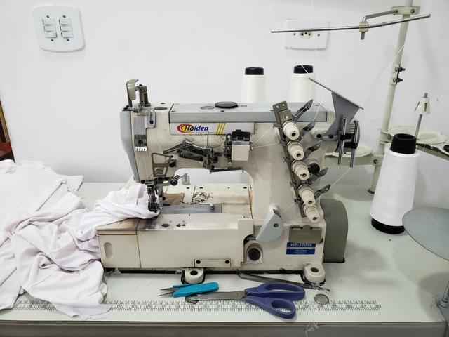 Maquina Costura Galoneira Industrial