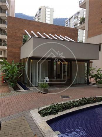 Apartamento à venda com 2 dormitórios em São conrado, Rio de janeiro cod:828606 - Foto 10