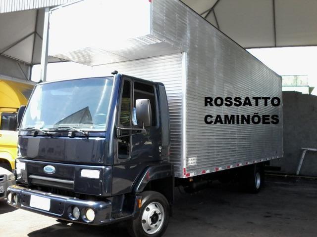 Ford Cargo 815 Rossatto Caminhoes Caminhoes Sarandi Porto