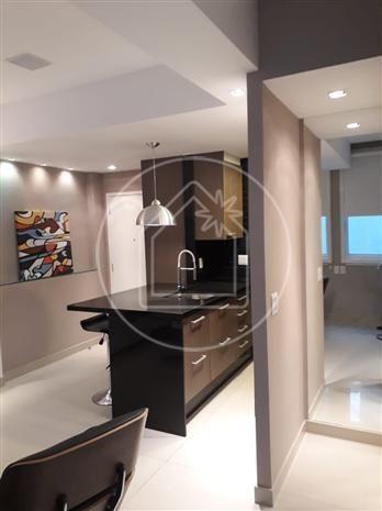 Apartamento à venda com 1 dormitórios em Ipanema, Rio de janeiro cod:833776 - Foto 5