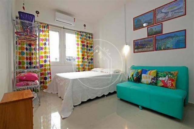 Apartamento à venda com 1 dormitórios em Copacabana, Rio de janeiro cod:832664 - Foto 4