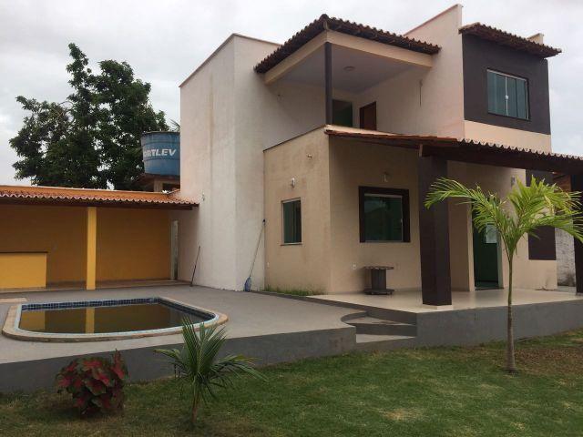 Linda Casa Duplex C/ Piscina no Altos do Turu – 220 Mil, 100 m da Av. Principal