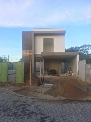 Duplex nova de 3 suites, 160 metros, até 4 vagas, no lotamento jardins do lago no eusébio