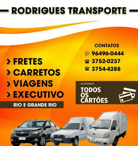 Frete e transportes